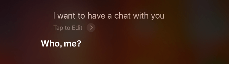 デジタル執事とおしゃべりしたいけど…