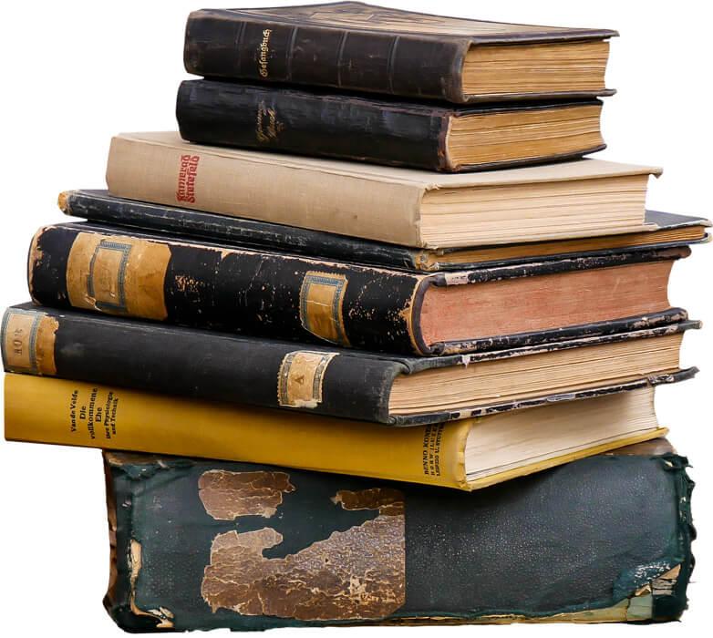 温故知新に役立ちそうな大量の書籍