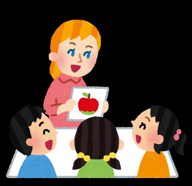 幼児向け英会話教室
